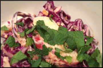 Winter Coleslaw feature image